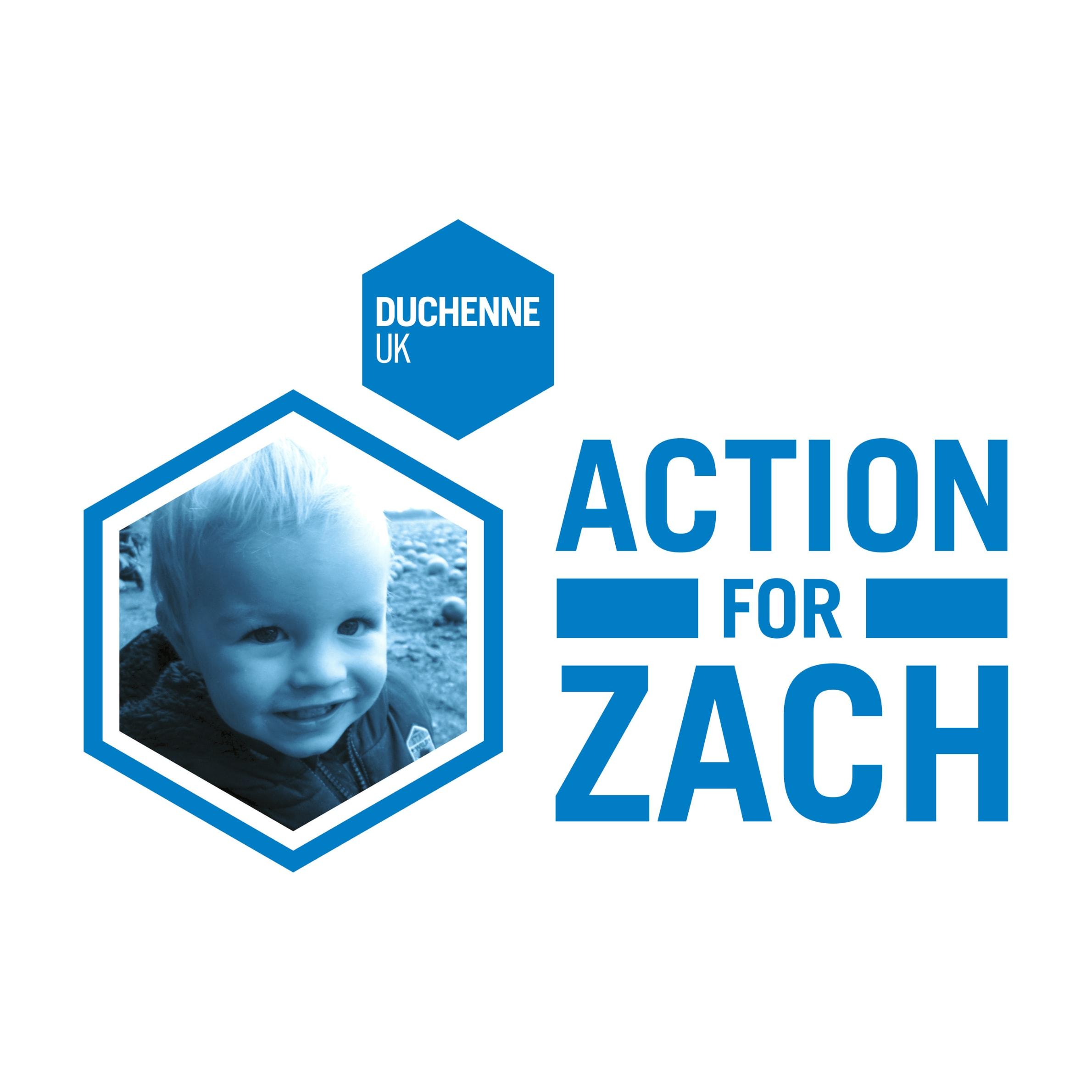 Action for Zach FFF Logo
