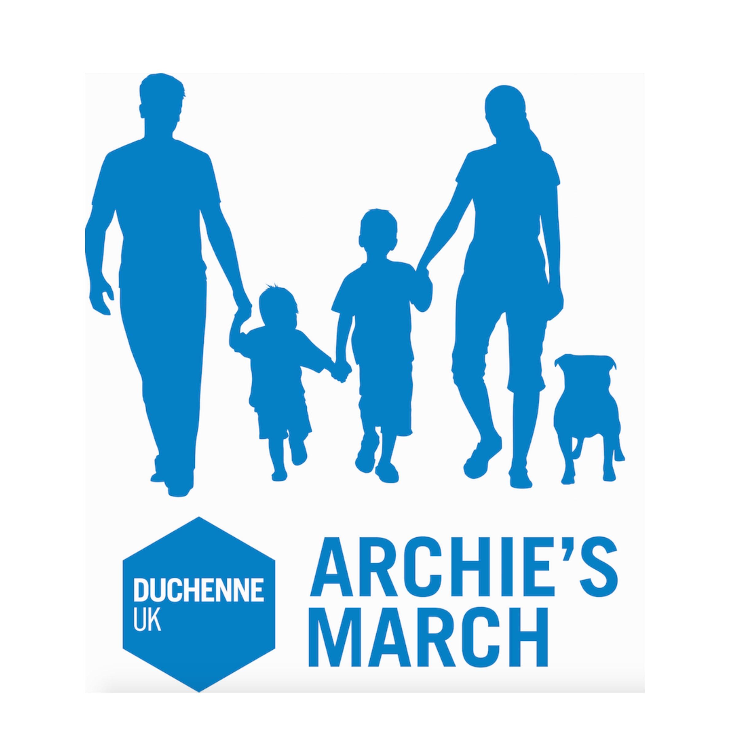 Archie's March FFF Logo