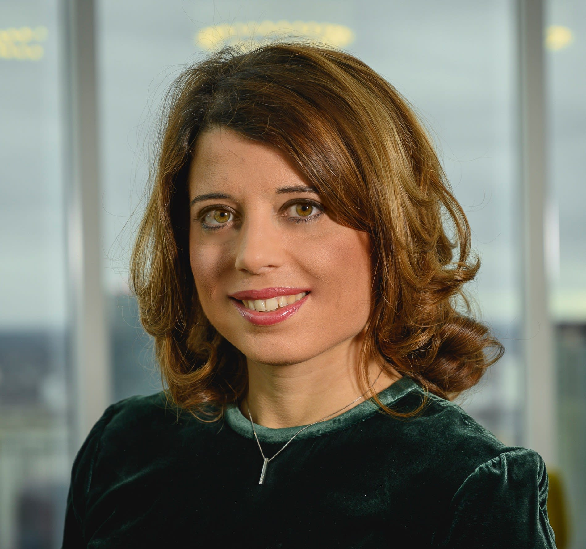 Valeria - Science Advisory Board member