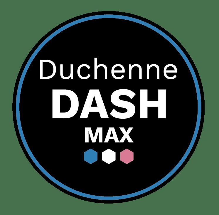Duchenne Dash MAX logo 2022