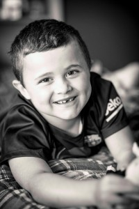 Mitchell, from Muscles for Mitchell Family Fund