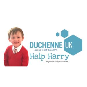 Help Harry FFF Logo