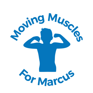 Moving Muscles for Marcus FFF Logo