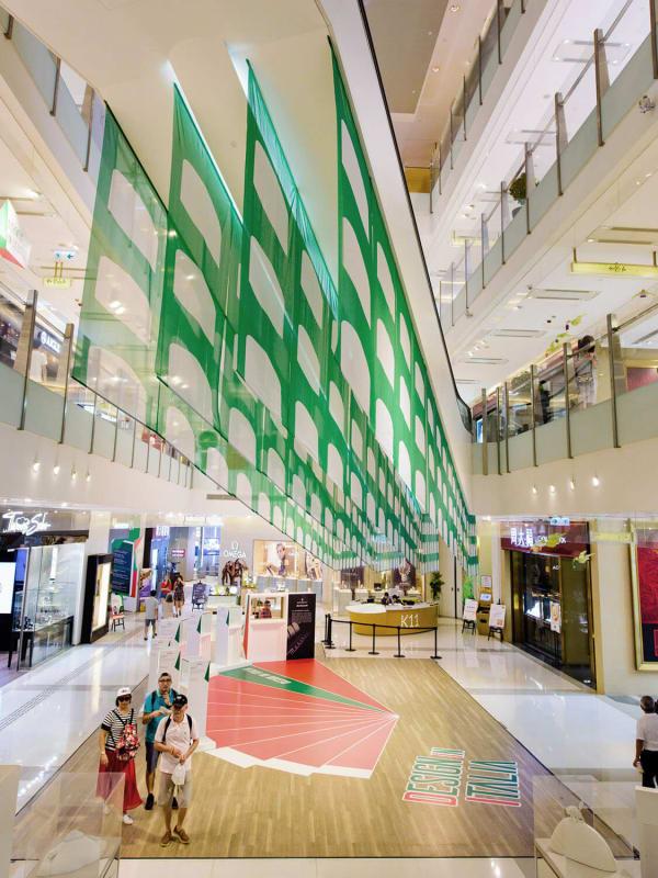 K11 Mall Magnifico Monumento