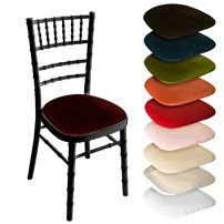 black camalot banquet chair