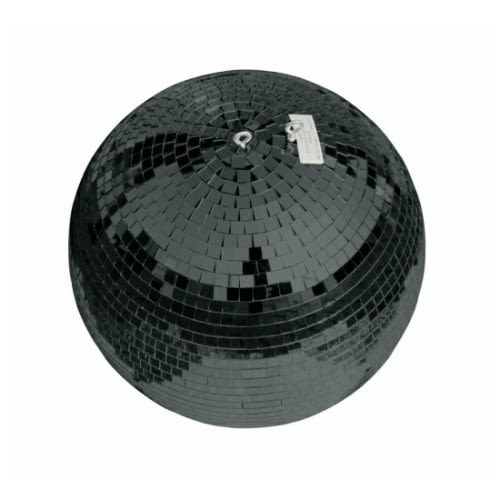 black mirror ball hire