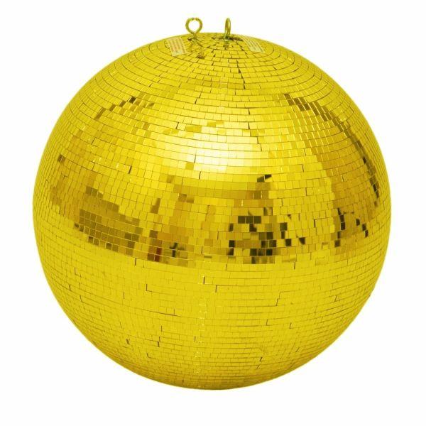 gold mirror ball 500
