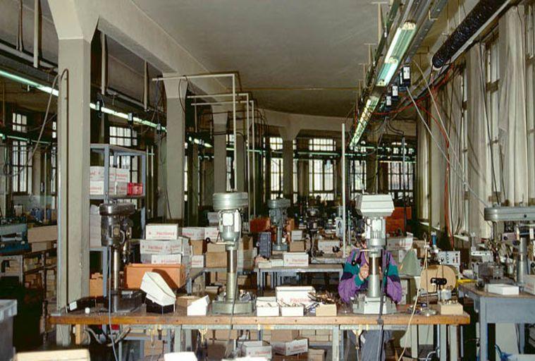 Bidules - Glasses - Archive MMLO (Manufacture mécanique de Lunetterie et d'Optique), most commonly known as Méli-Mélo)