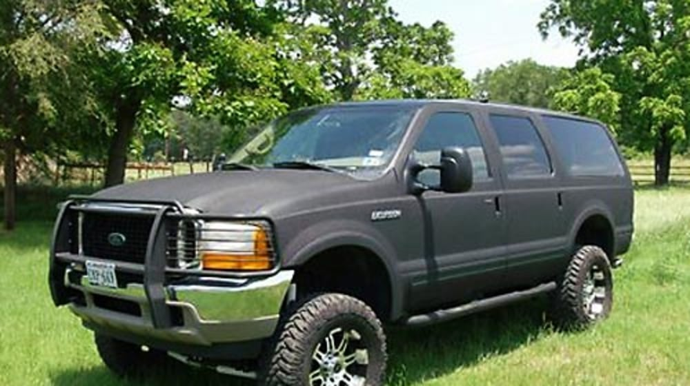 "2003 Ford Excursion - 6"" Lift Kit image 1"