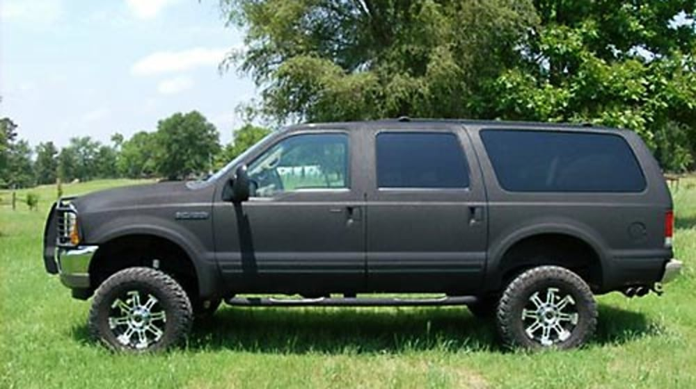 "2003 Ford Excursion - 6"" Lift Kit image 2"