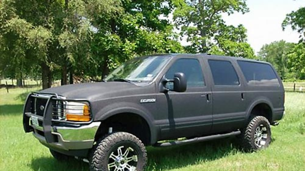 "2003 Ford Excursion - 6"" Lift Kit image 3"