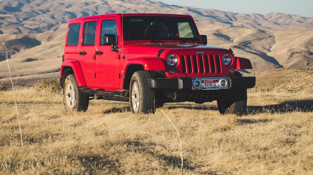 """2020 Jeep Wrangler (JL) - 2"""" Lift Kit image 1"""