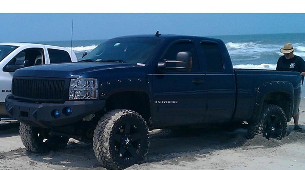 "2009 Chevrolet Silverado 1500 - 6.5"" Lift Kit image 2"