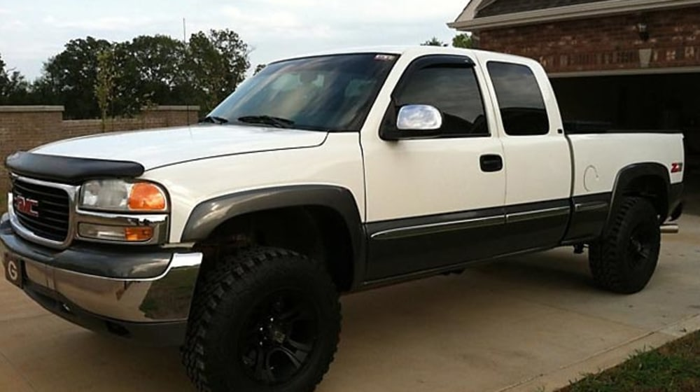 "2000 GMC Sierra 1500 - 3.5"" Combo Lift Kit image 1"