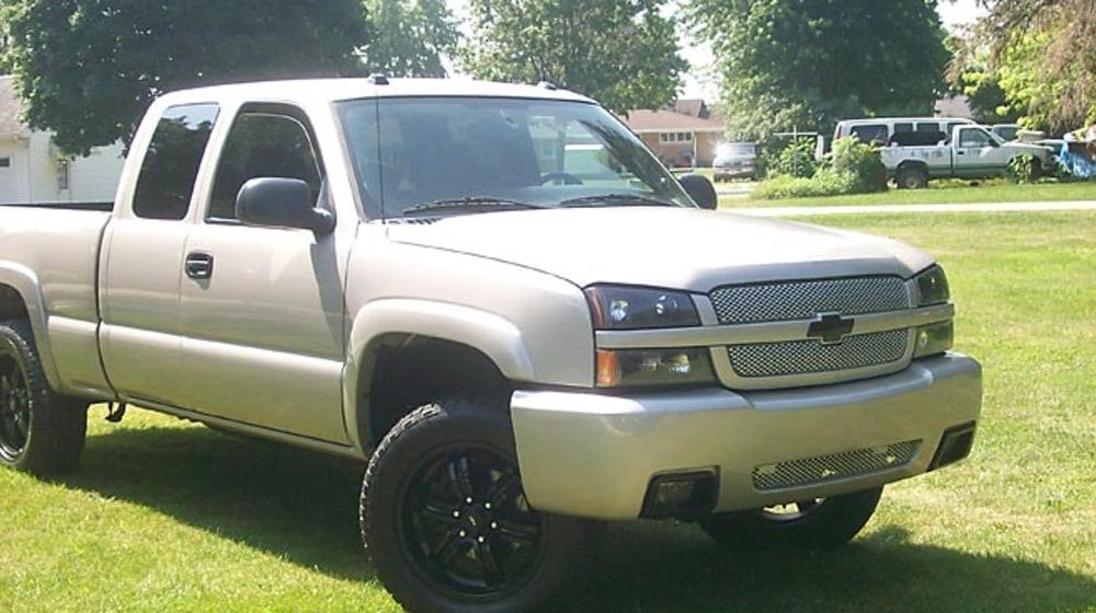 "2005 Chevrolet Silverado 1500 - 3.5"" Combo Lift Kit image 2"