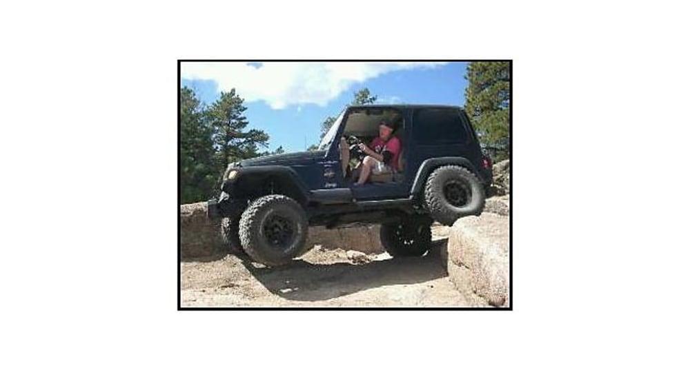 """1997 Jeep Wrangler (TJ) - 4"""" Lift Kit image 1"""