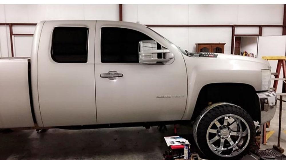 "2010 Chevrolet Silverado 2500 HD - 3"" Lift Kit image 6"