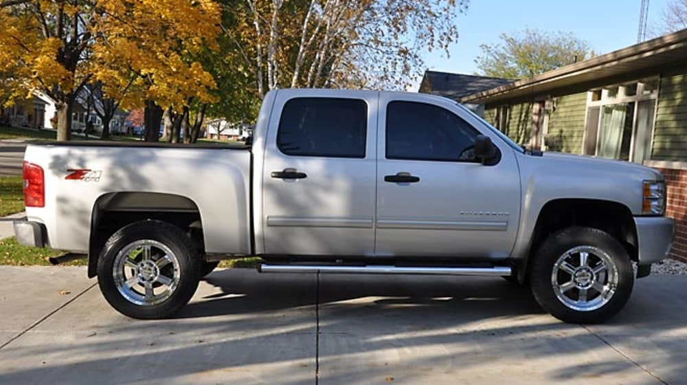 "2011 Chevrolet Silverado 1500 - 4.5"" Lift Kit image 1"
