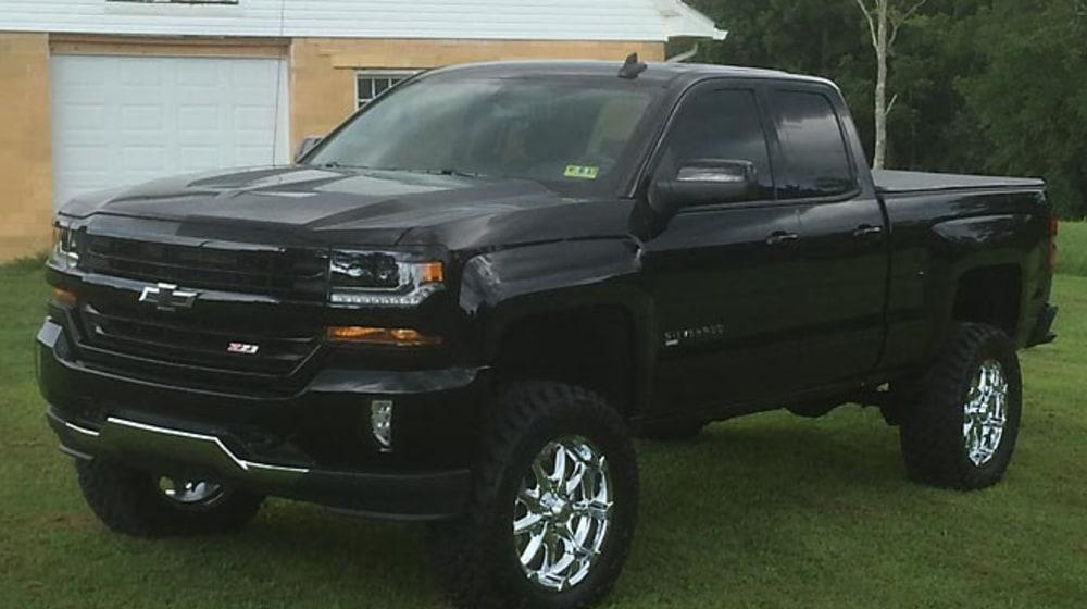 "2016 Chevrolet Silverado 1500 - 6.5"" Lift Kit image 1"