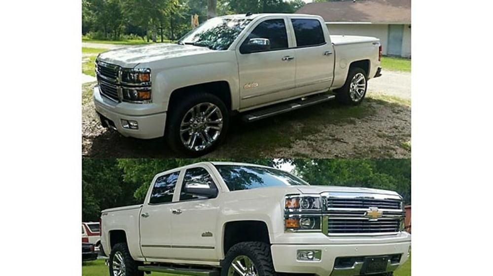 "2014 Chevrolet Silverado 1500 - 4.5"" Lift Kit image 2"