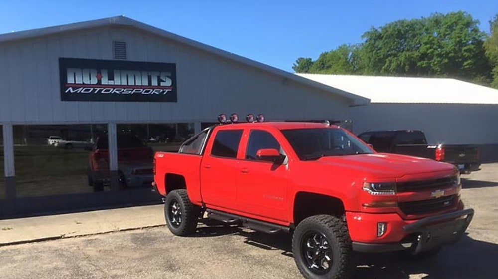 "2016 Chevrolet Silverado 1500 - 6.5"" Lift Kit image 1"