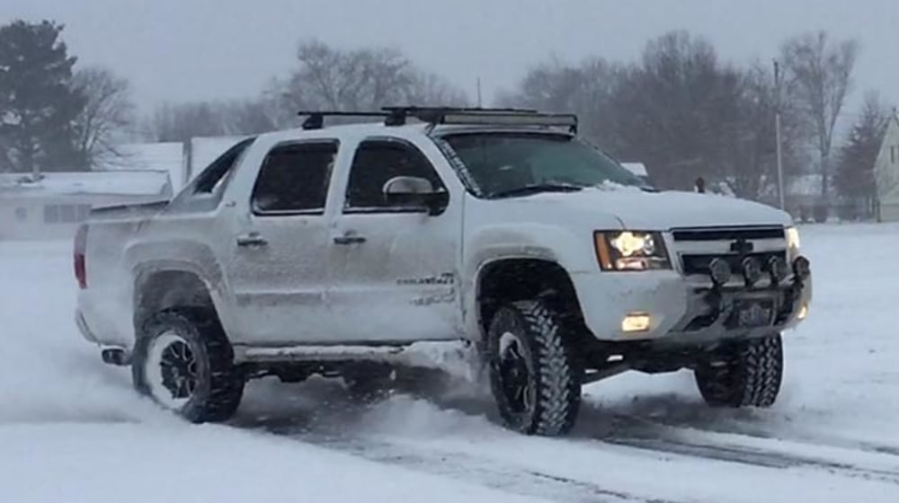 "2007 Chevrolet Avalanche - 6.5"" Lift Kit image 1"