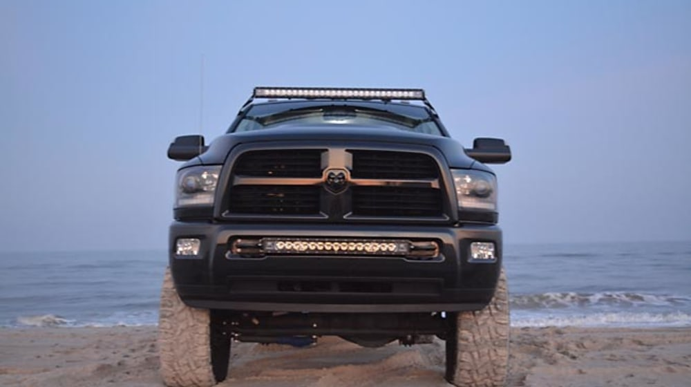 "2015 Ram 2500 - 5.5"" Lift Kit image 1"