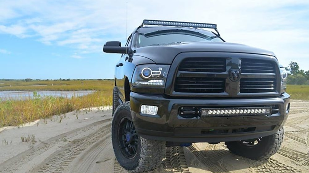"2015 Ram 2500 - 5.5"" Lift Kit image 5"