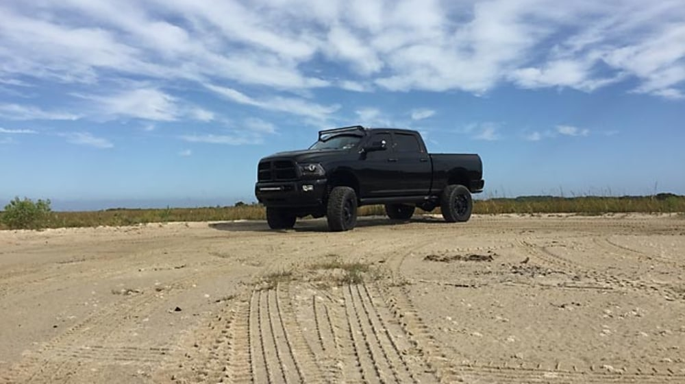 "2015 Ram 2500 - 5.5"" Lift Kit image 8"