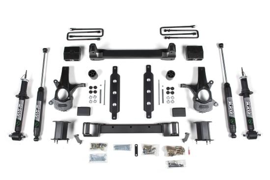 "6.5"" NItro Strut Kit (GM1500 2WD)"