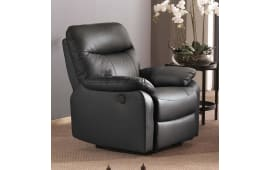 fauteuils en cuir de plus de 12 marques jusqu 39 45 stylight. Black Bedroom Furniture Sets. Home Design Ideas