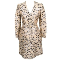 1stdibs1960s Metallic Vintage Brocade Skirt Suit From Prominent Estate 4/6