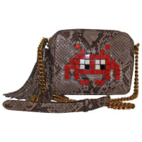 Anya HindmarchAnya Indmarch Space Invaders Crossbody