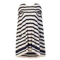 Junya WatanabeJunya Watanabe Striped A Line Dress
