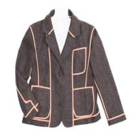 1stdibsMarni Grey School Boy Jacket