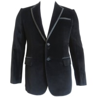 1stdibsNew Gucci Pin-wale Cord Plush Evening Tuxedo Blazer Jacket