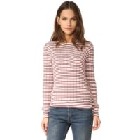 A.P.C.Annabelle Cashmere Sweater - Rose