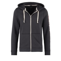Abercrombie & FitchMUSCLE FIT Sweatshirt dark grey
