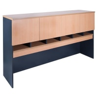 Acclaim Office FurnitureExpress Beech Cabinet Hutch