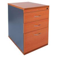 Acclaim Office FurnitureExpress Cherry High Pedestal