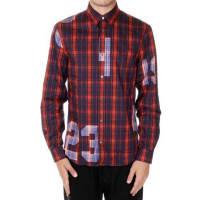 Acne StudiosPopeline Cotton Classic Fit JEFFREY shirt Herbst/Winter