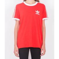 adidas3Stripes T-shirt vivien red