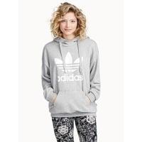 adidasIconic logo hoodie