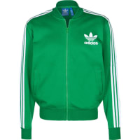 adidasAdc Fashion Tt Chaqueta verde blanco