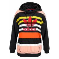 adidasadidas Originals Kapuzensweatshirt »TREFOIL HOODIE« mischfarben