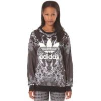 adidasAdidas Pavao - Sweatshirt für Damen - Schwarz