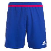 adidas PerformanceCampeon 15 Short Herren, blau, blau / pink / weiß