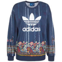 adidasSweatshirt Cirandeira blau / mischfarben