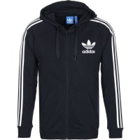 adidasClfn Ft Fz Hooded Sweat Zipper blau blau