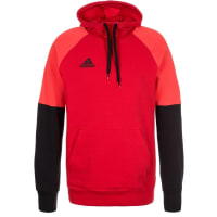adidas PerformanceCONDIVO 16 Kapuzenpullover scarlet / black / bright red